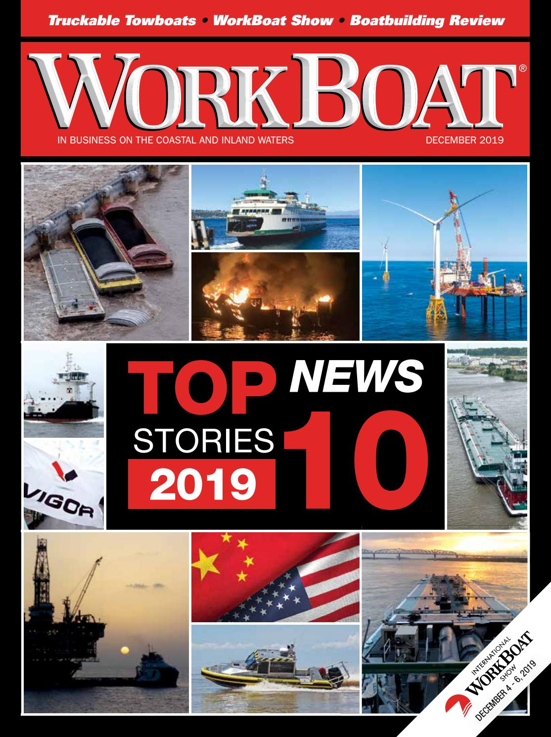 Workboat December 2019 By Workboat Issuu