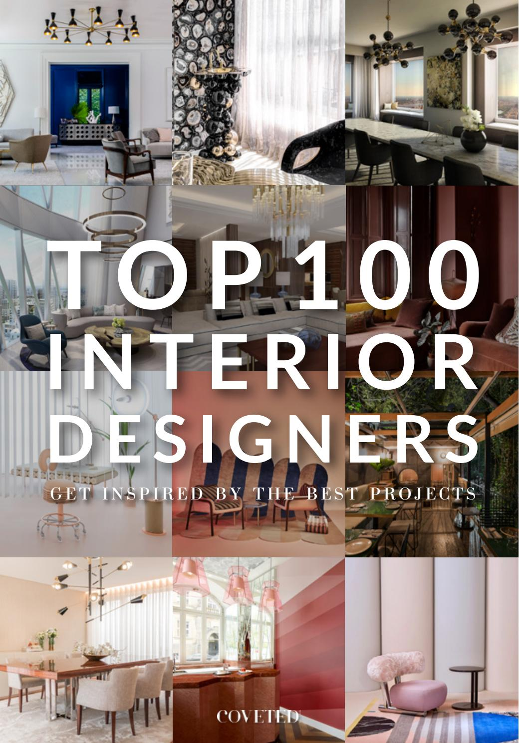 Top 100 Designers Interior By Pullcast Jewelry Hardware Issuu