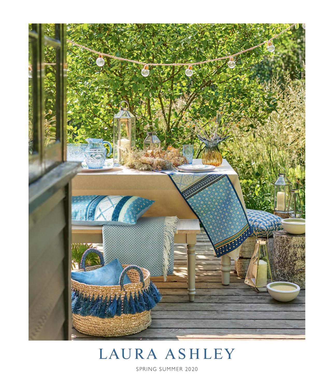 Laura Ashley Home Spring Summer 2020 Catalogue By Sandpiper Ci Issuu - Garden Furniture Clearance Company Dorset