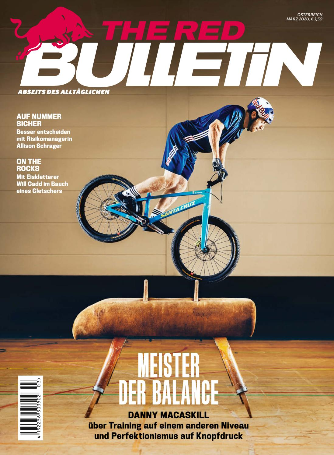 The Red Bulletin At 03 20 By Red Bull Media House Issuu