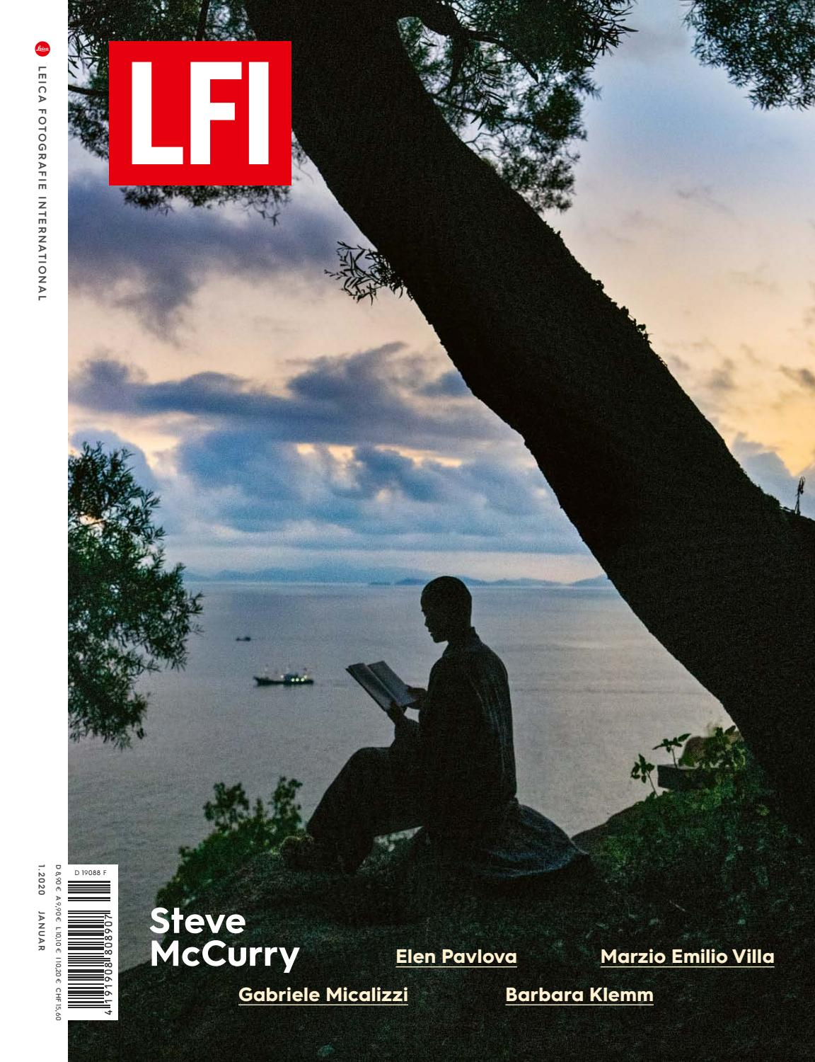 Lfi Magazin 1 2020 D By Lfi Leica Fotografie International Issuu