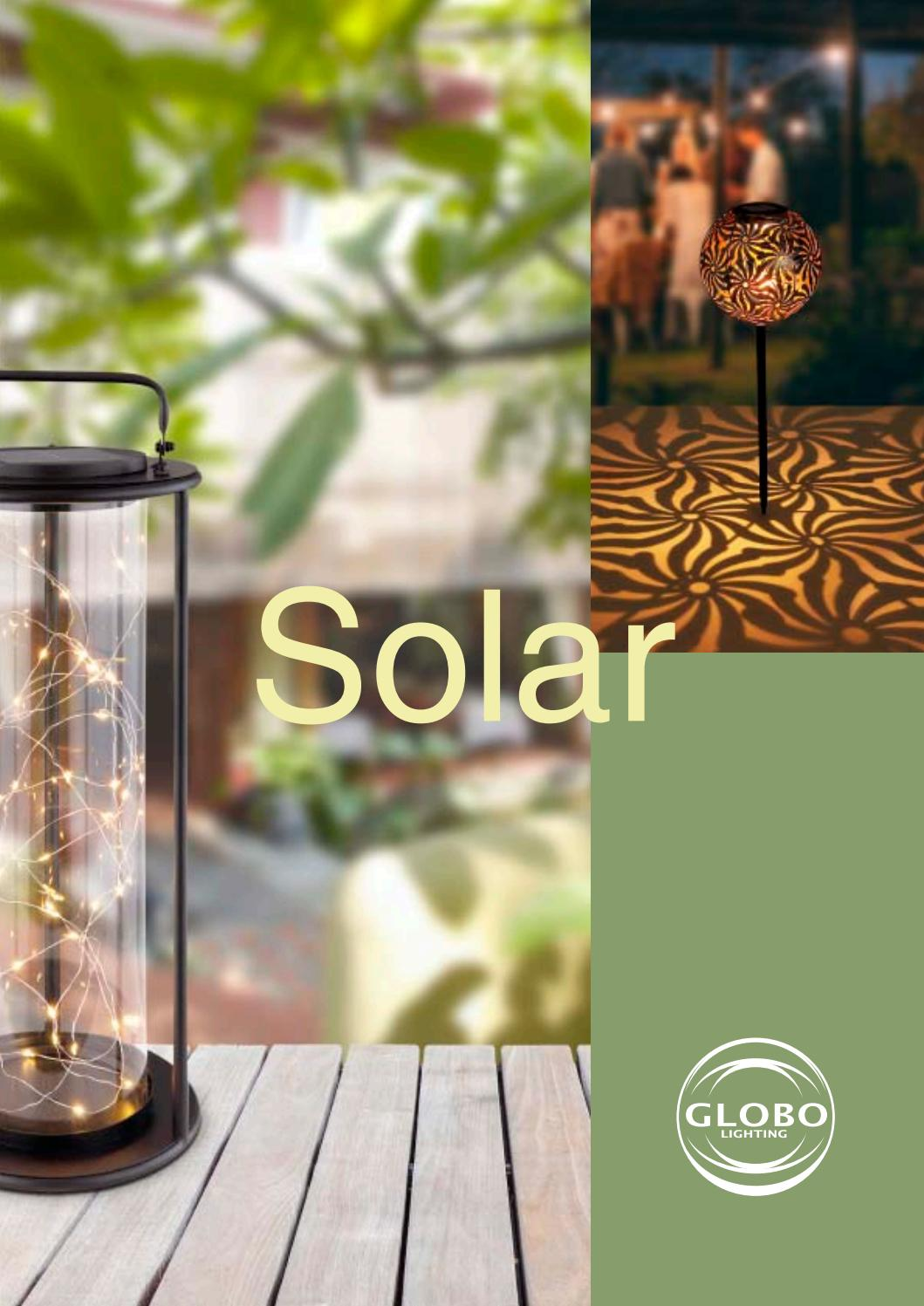 Solar Katalog By Globo Lighting Issuu