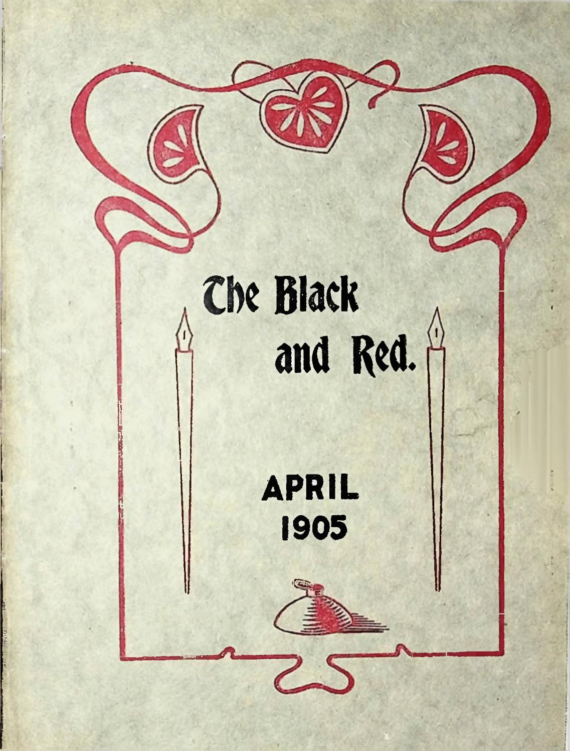 1905 1906 Nwu The Black And Red Vol 9 By Martin Luther College Issuu