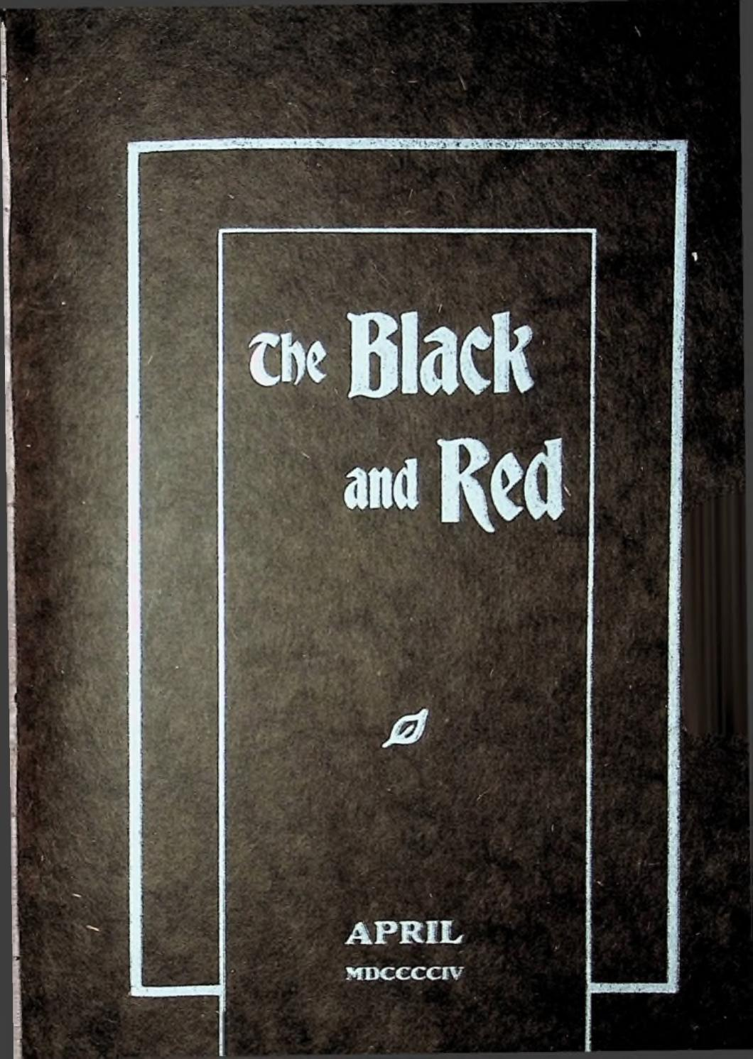 1904 1905 Nwu The Black And Red Vol 8 By Martin Luther College Issuu