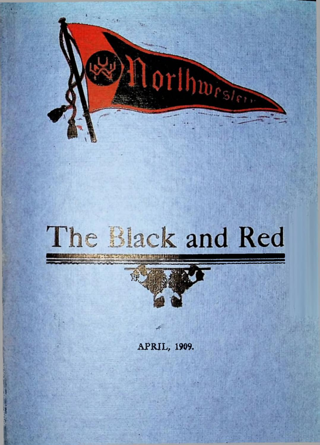 1909 1910 Nwu The Black And Red Vol 13 By Martin Luther College Issuu