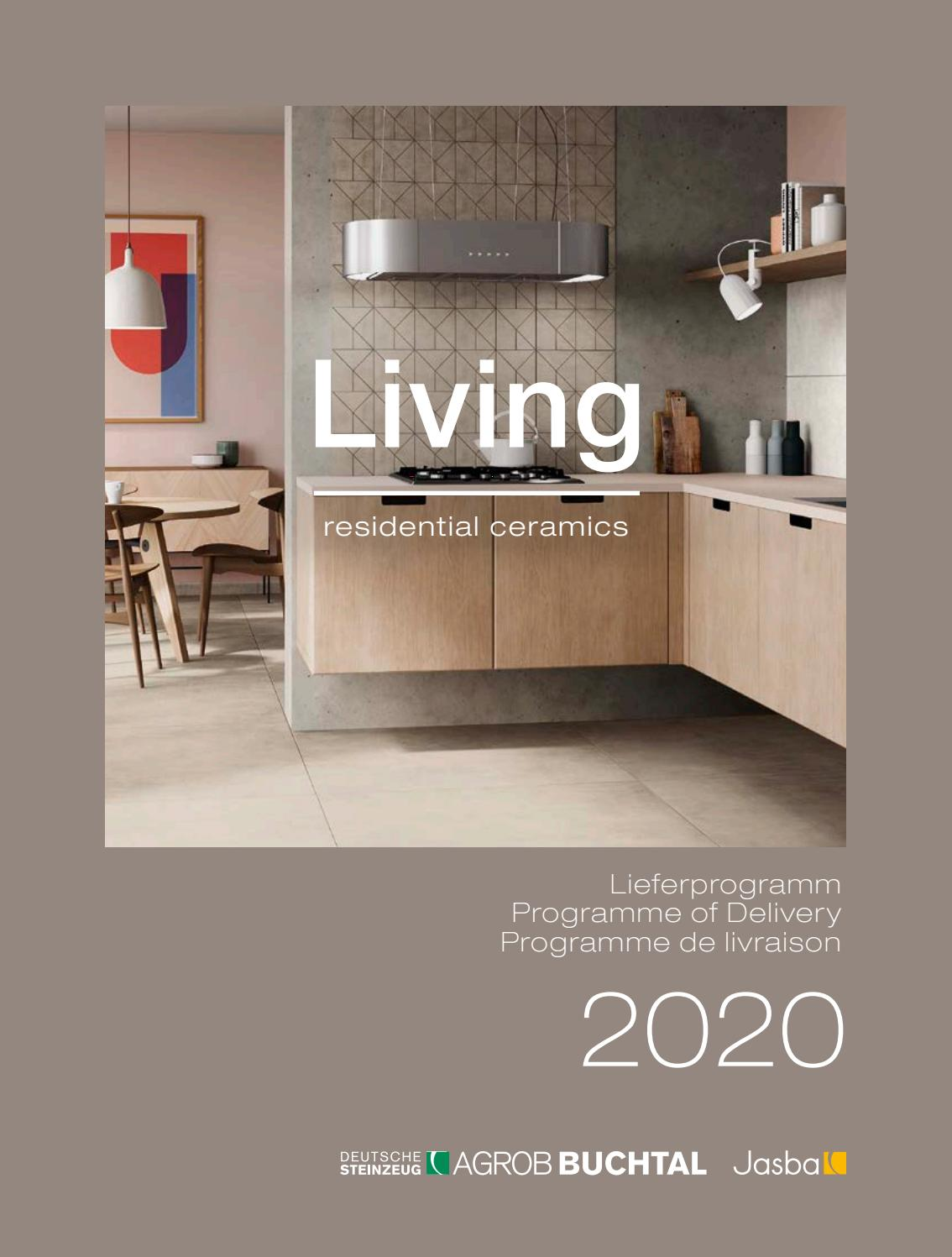 Agrob Buchtal Living Residential Ceramics 2020 By Sanilux Issuu