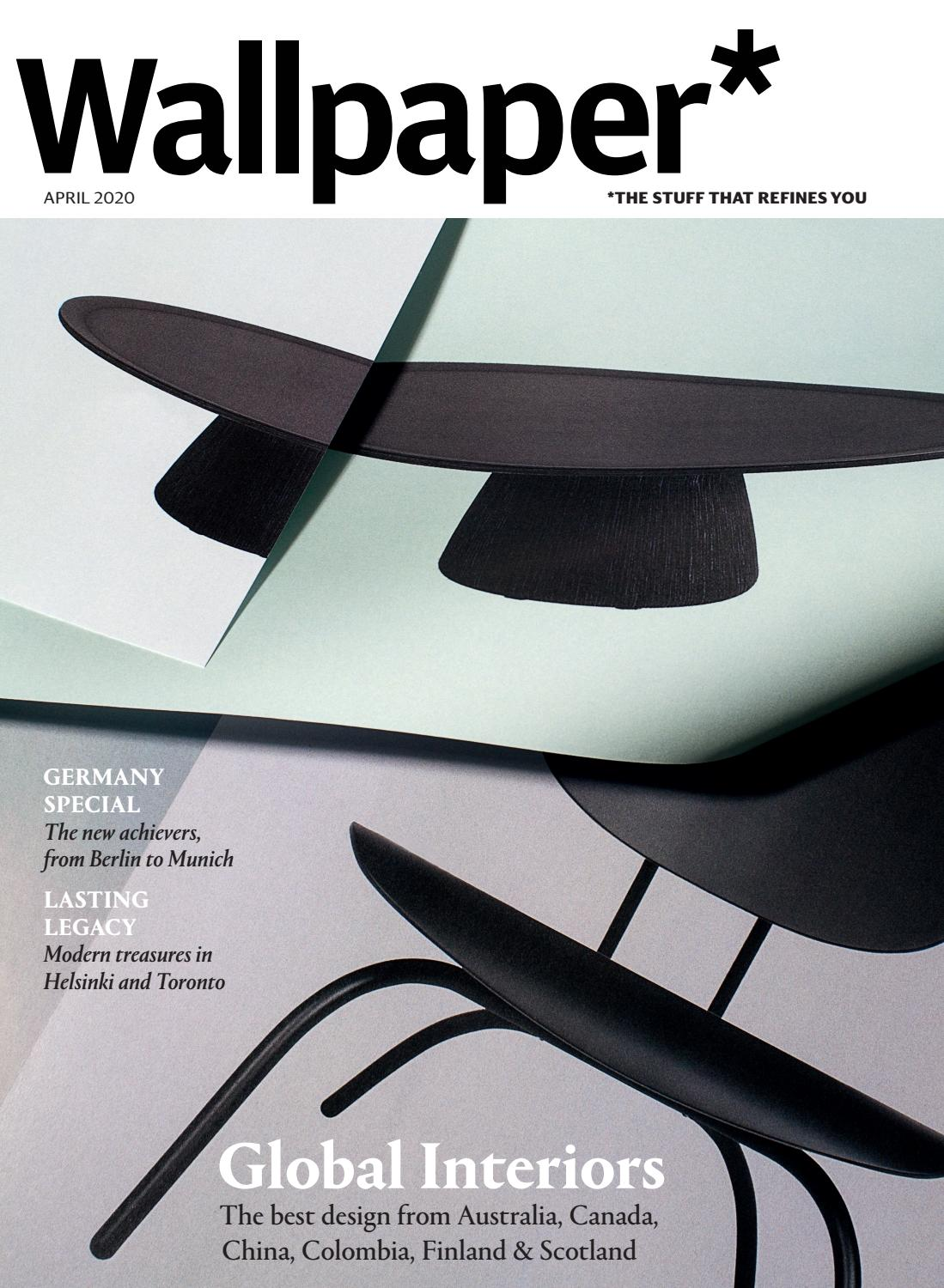 The Global Interiors Issue By Wallpaper Magazine Issuu