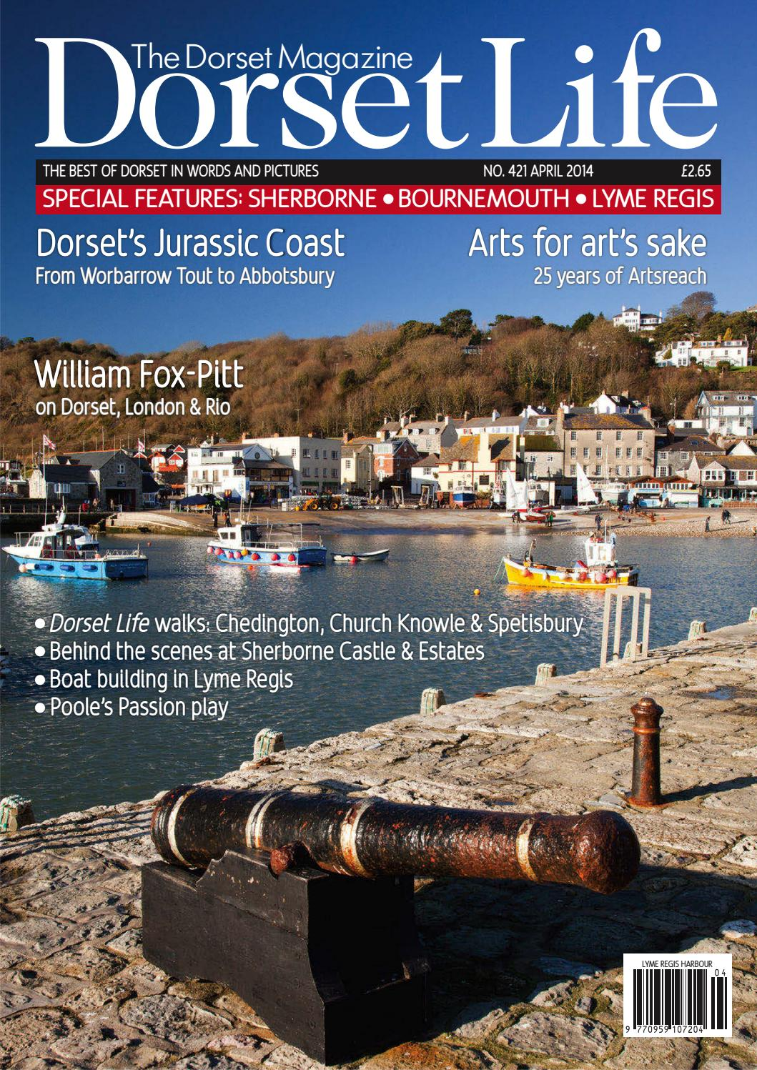 Dorset Life April 2014 Issue 421 By Dorset Life The Dorset - Garden Furniture Clearance Poole Dorset
