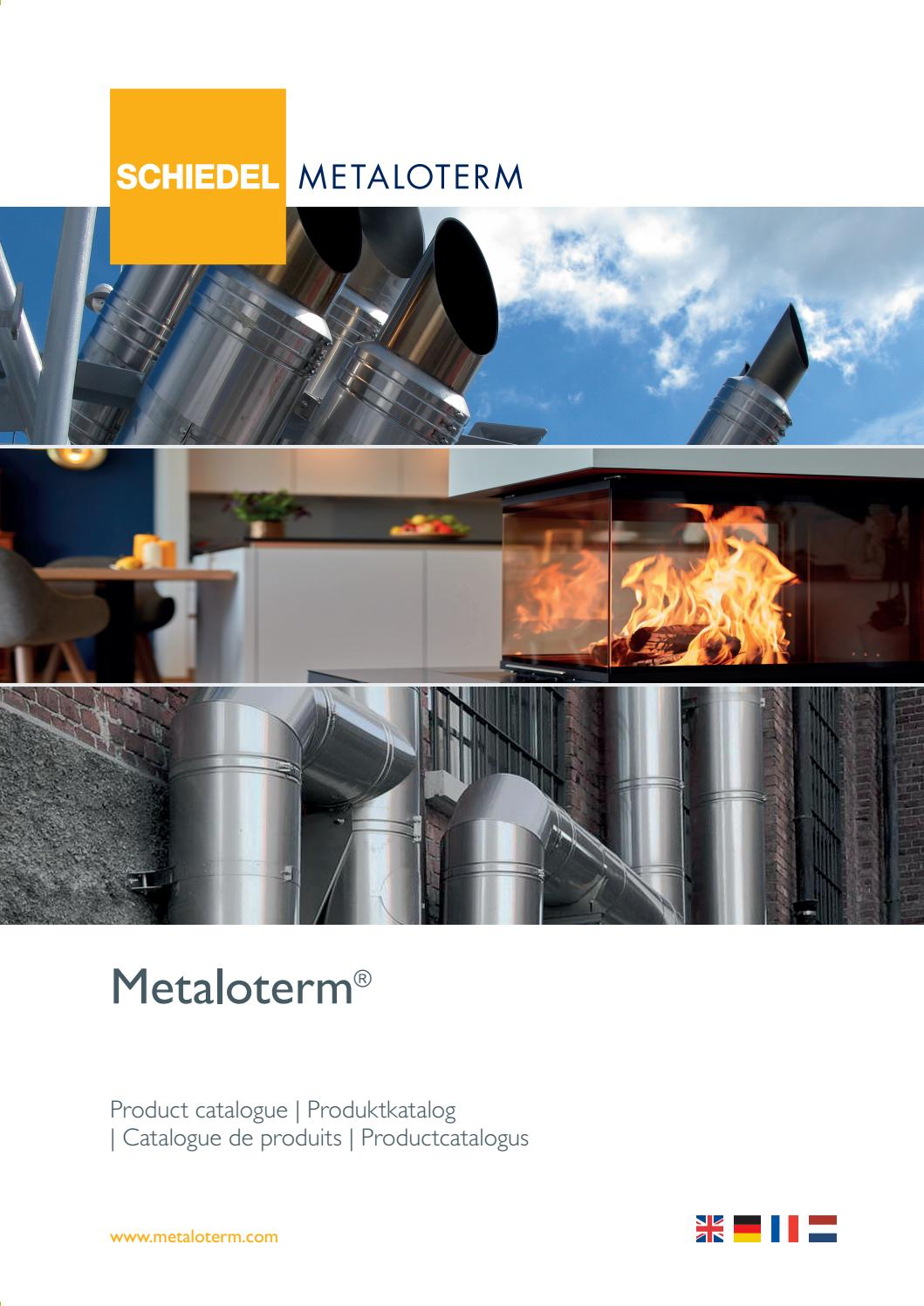 Metaloterm Product Catalogue By Lmg Strategie Creatie Issuu
