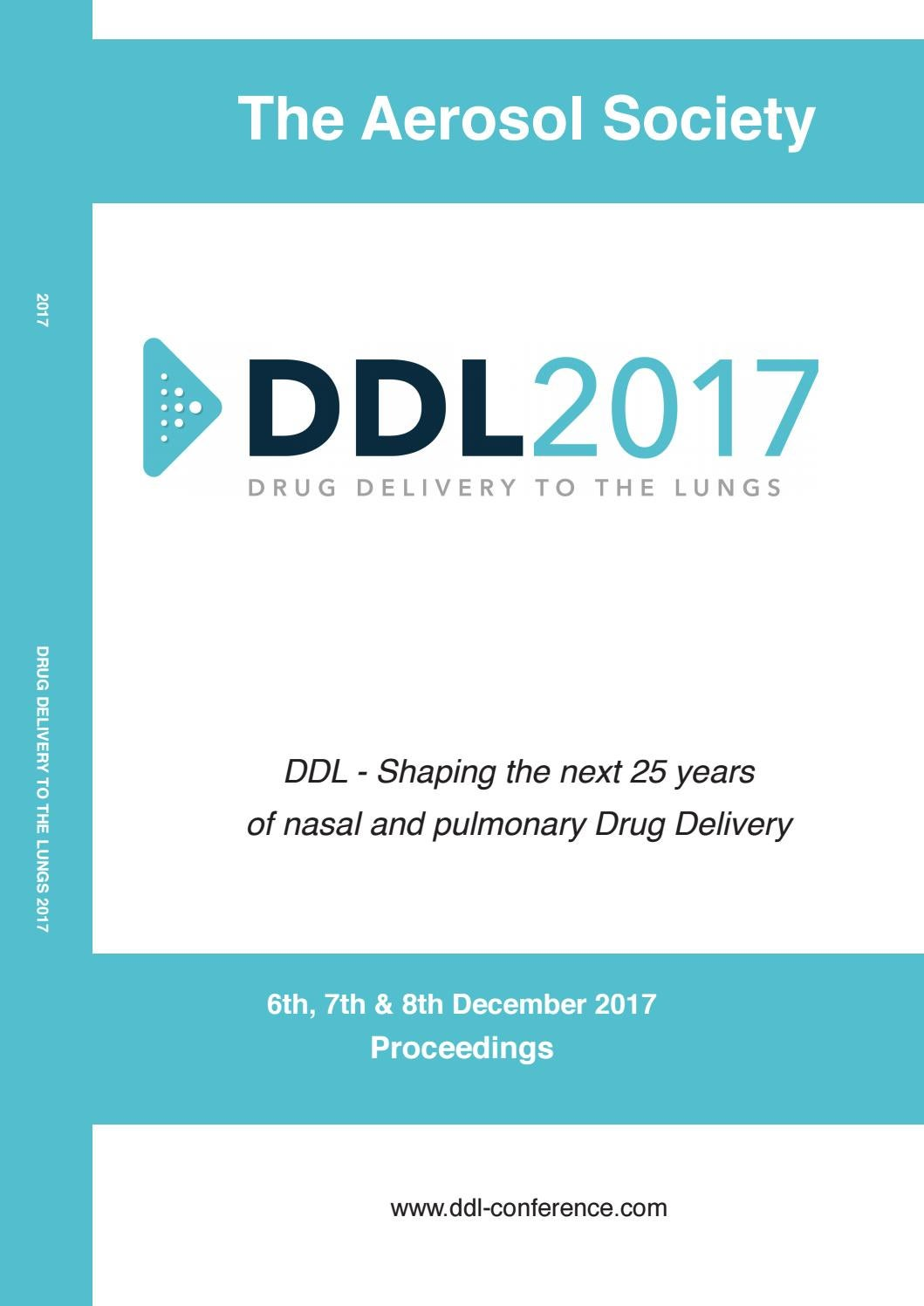 Ddl2017 Digital Proceedings By Info Ddl Conference Issuu