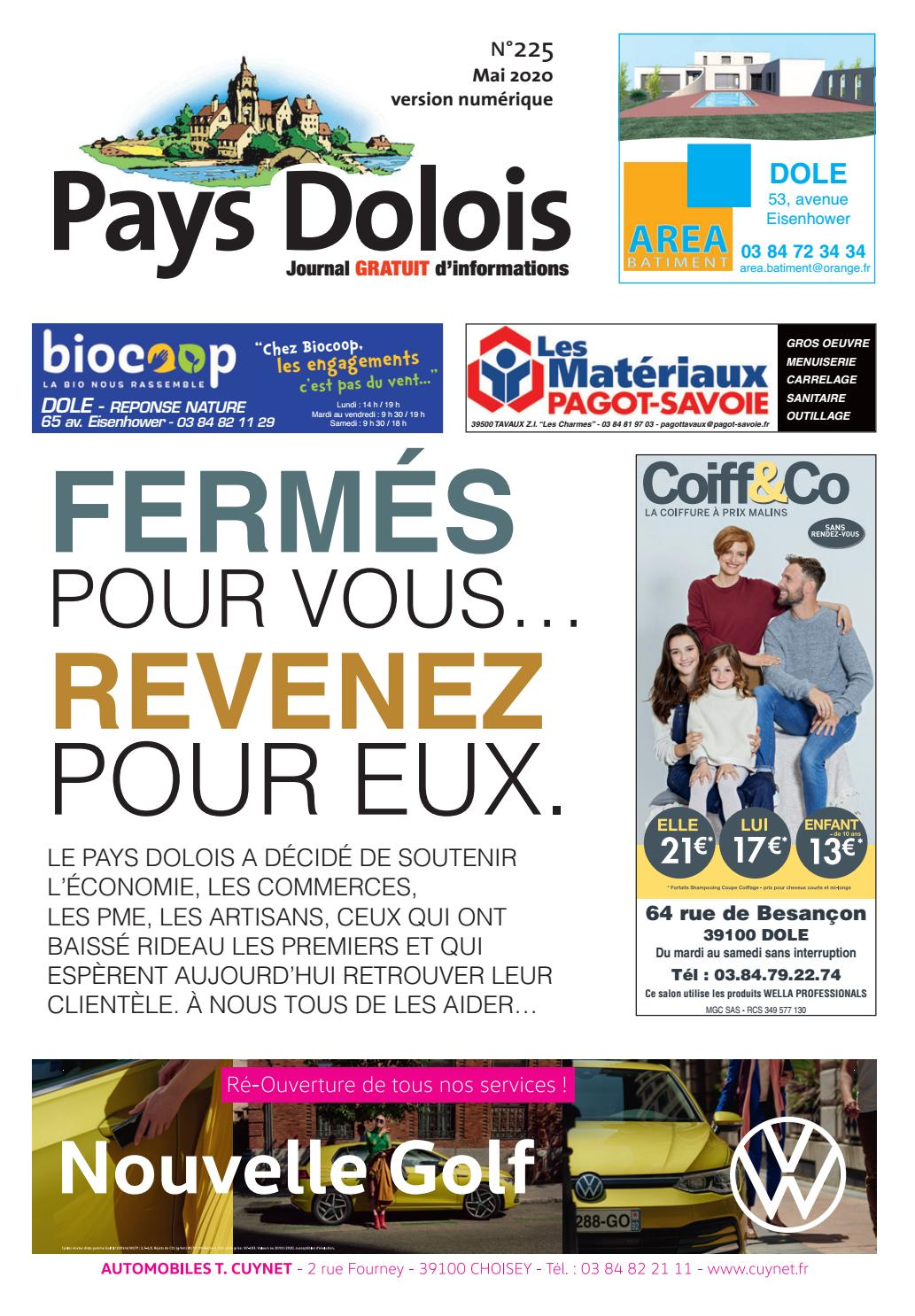 Pays Dolois 225 By Paoh Issuu