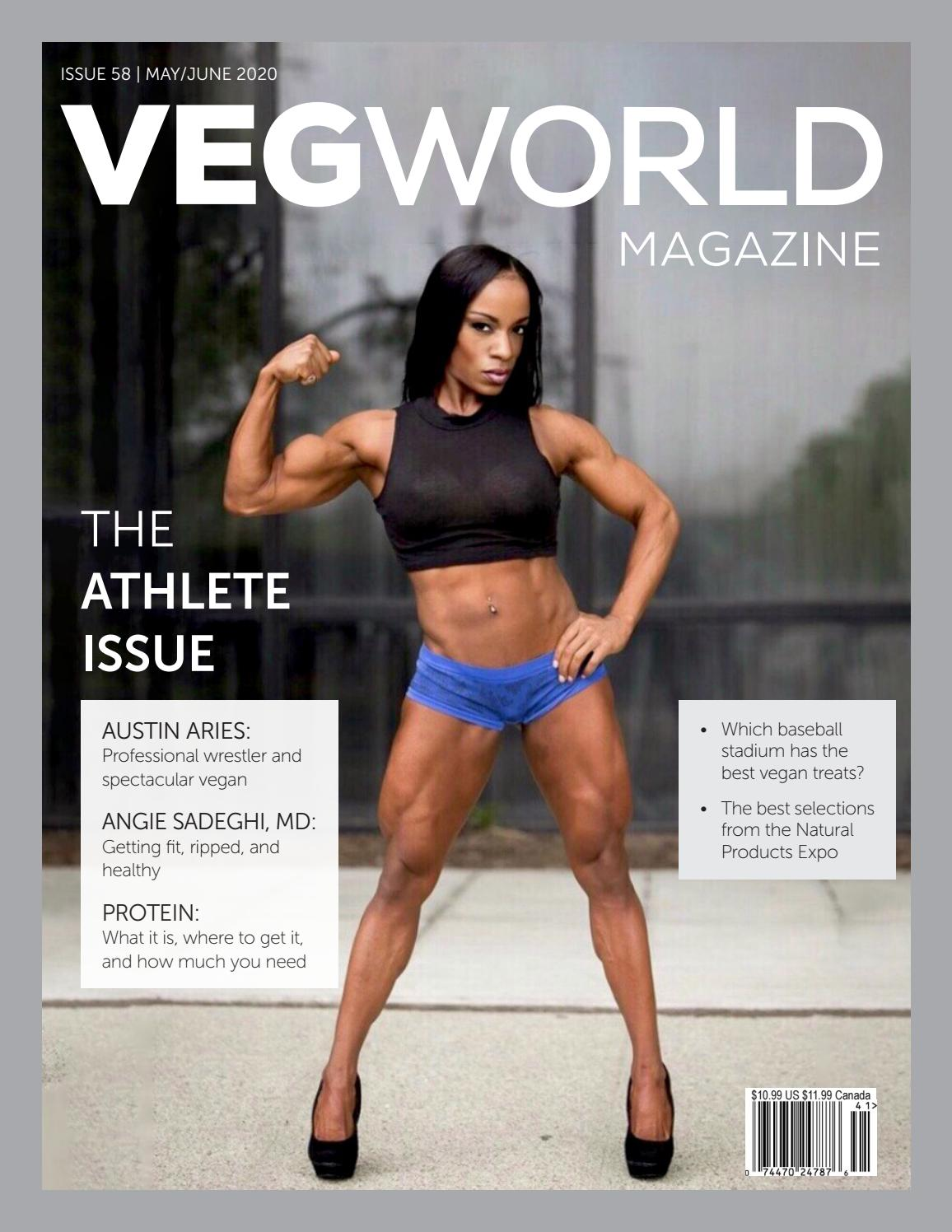 Vegworld 58 The Athlete Issue By Vegworldmagazine Issuu