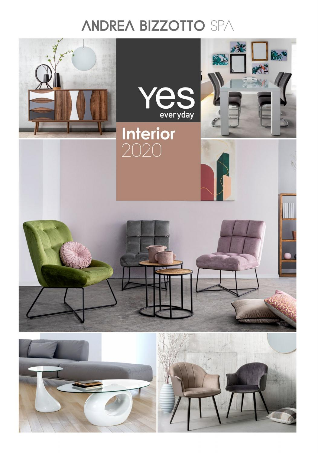 Catalogo Yes Interior 2020 It En By Andrea Bizzotto S P A Issuu