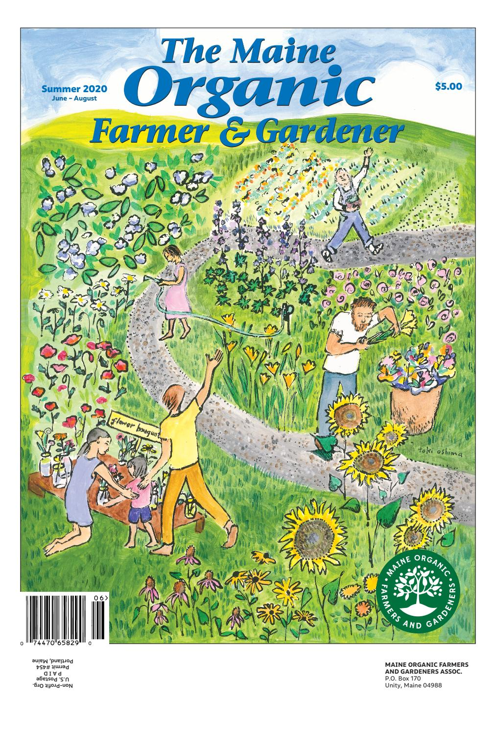 The Maine Organic Farmer Gardener Summer 2020 By Tim Nason Issuu