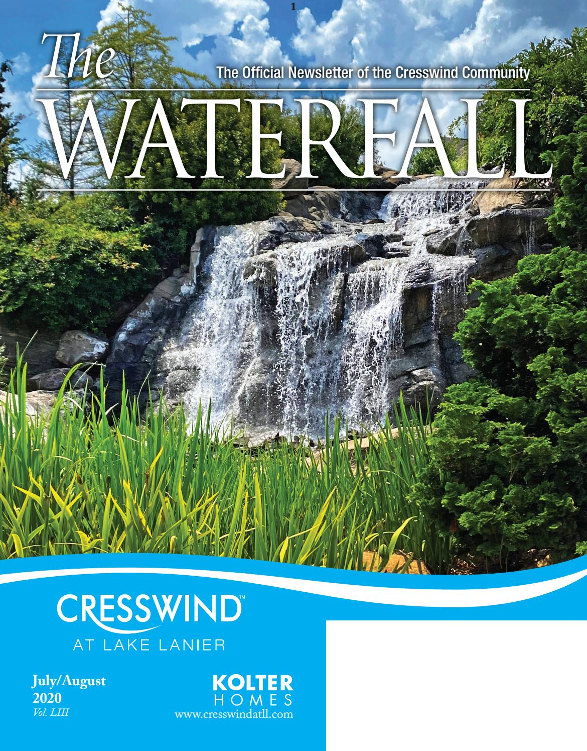 Cresswind Waterfall Hoa Newsletter By The Times Issuu
