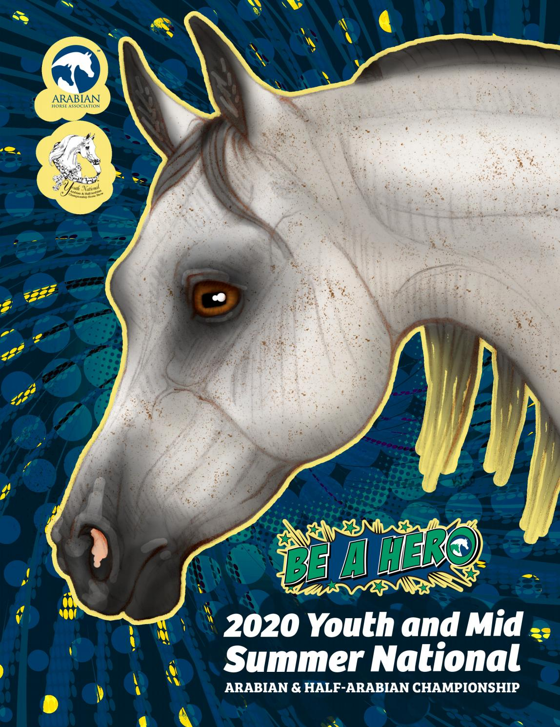 2020 Youth Mid Summer Nation Arabian And Half Arabian Championship Program By Arabian Horse Association Issuu