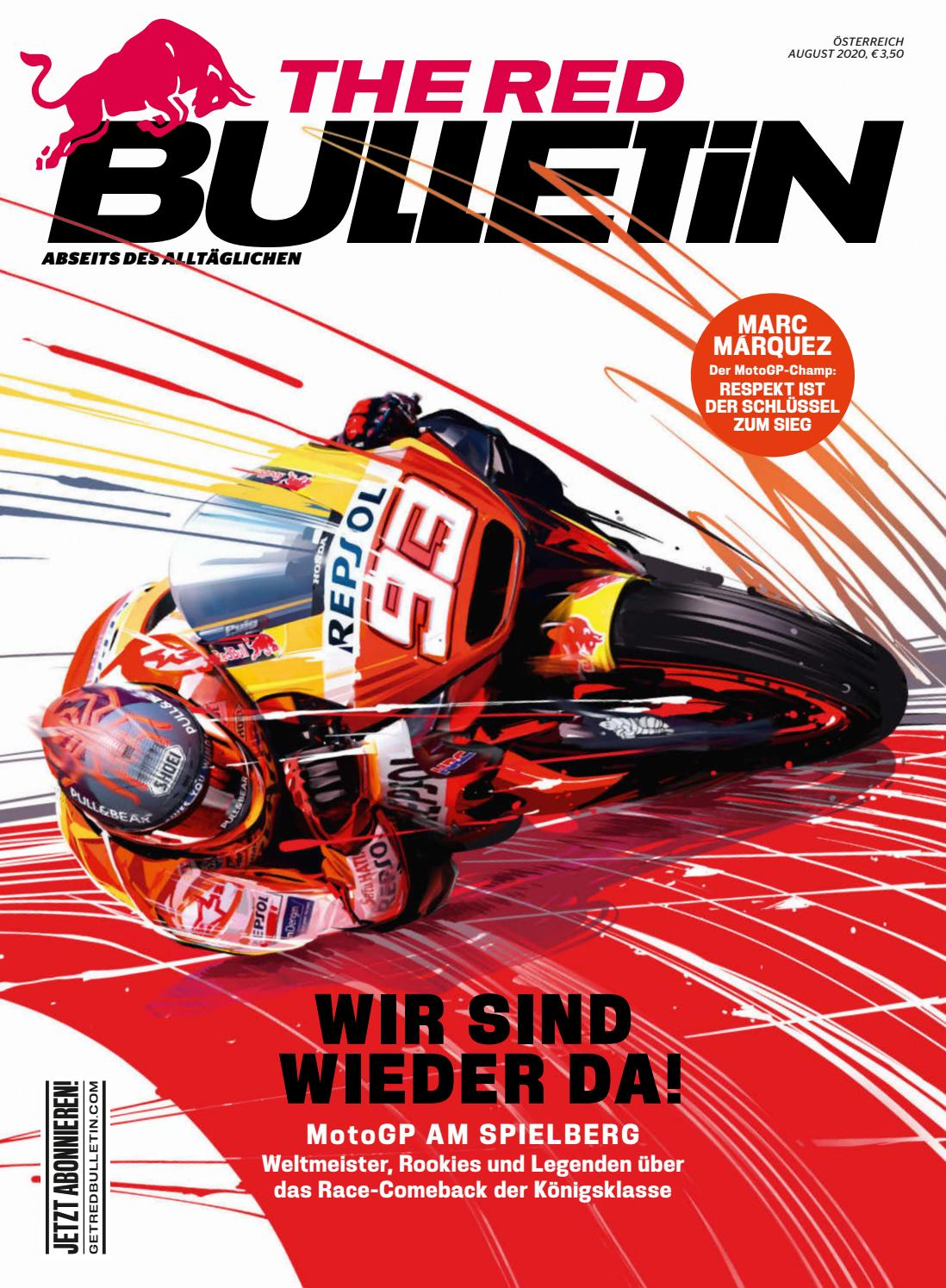 The Red Bulletin At 08 20 By Red Bull Media House Issuu