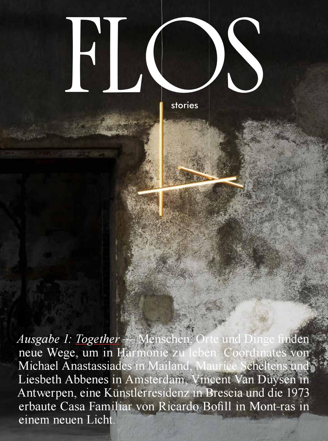 Flos Stories Issue Number One De By Flos Issuu