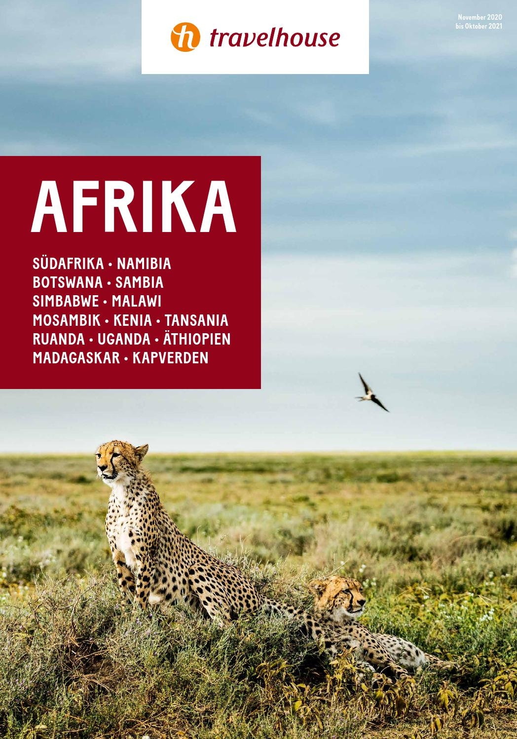 Travelhouse Afrika November 2020 Bis Oktober 2021 By Hotelplan Suisse Mtch Ag Issuu