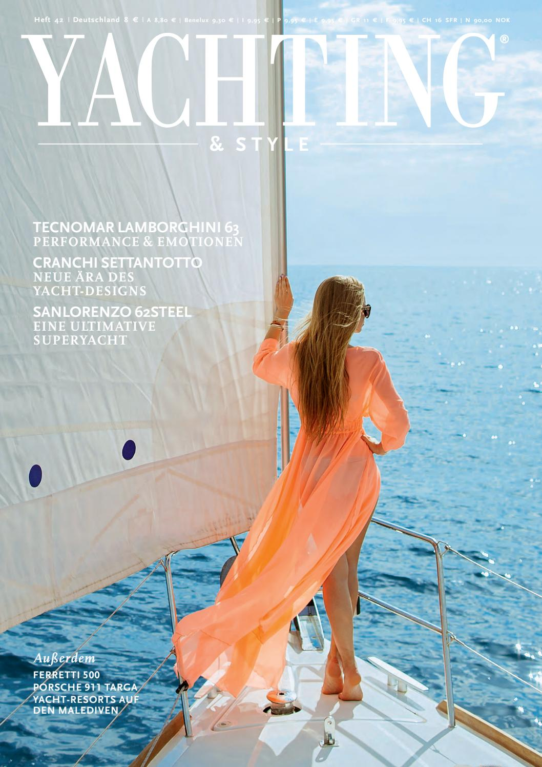 Yachting Style 42 By Klocke Verlag Issuu