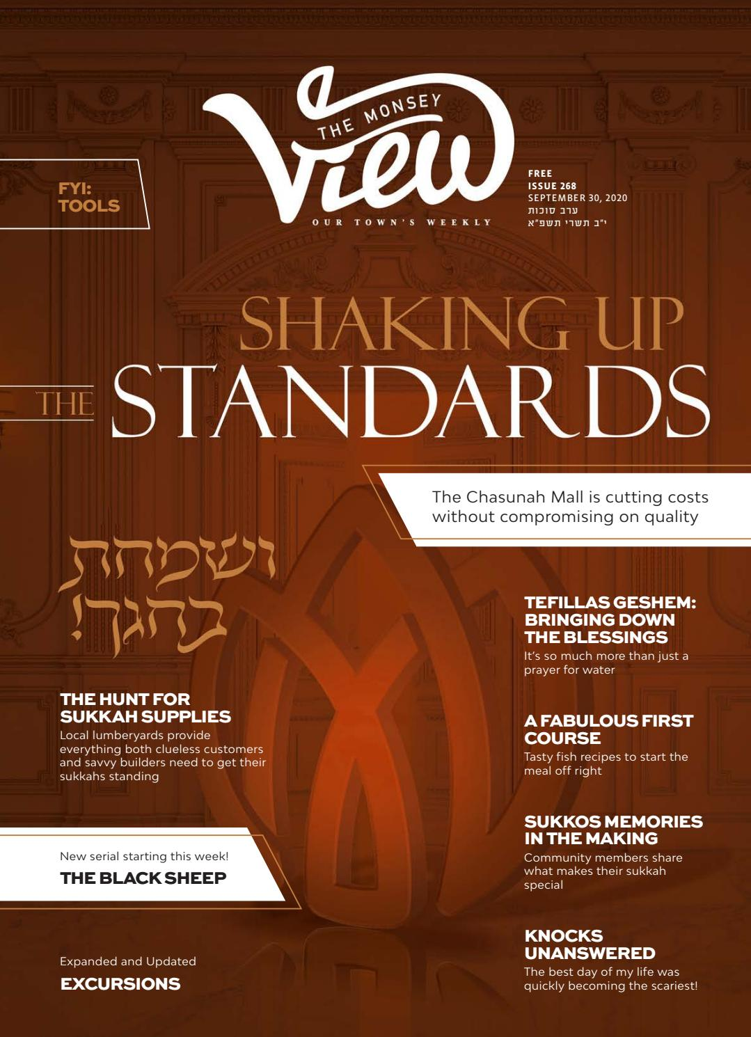 Issue 268 By The Monsey View Issuu