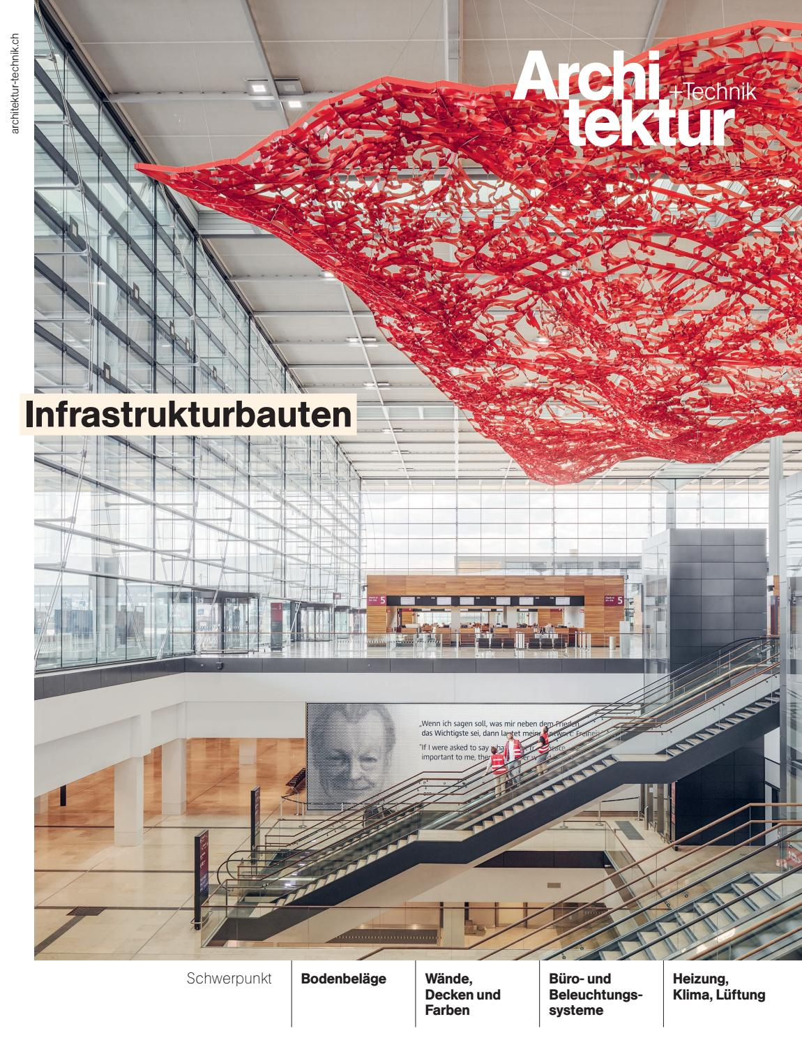 Architektur Technik 09 2020 By Bl Verlag Ag Issuu