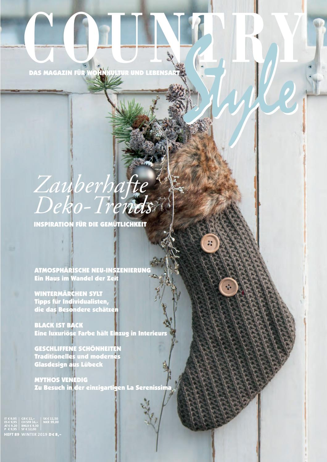 Country Style 89 By Klocke Verlag Issuu
