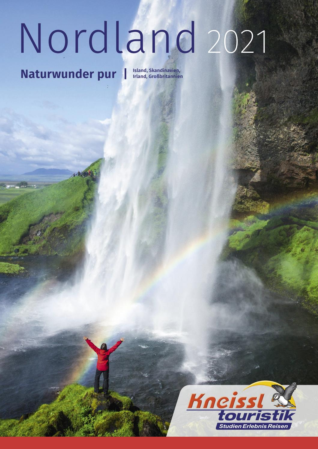 Nordland 2021 By Kneissl Touristik Issuu