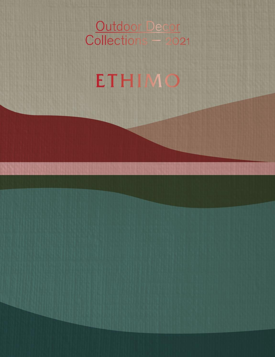 Ethimo Catalogue 2021 By Ethimo Issuu