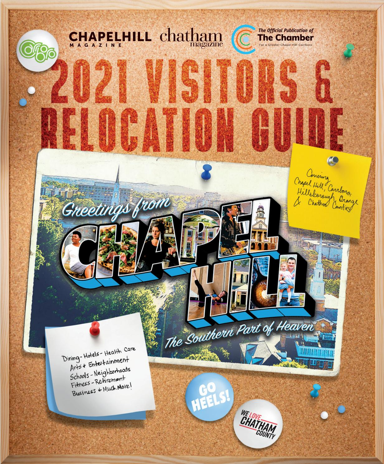 Chapel Hill Magazine Chatham Magazine 2021 Visitors Relocation Guide By Shannon Media Issuu