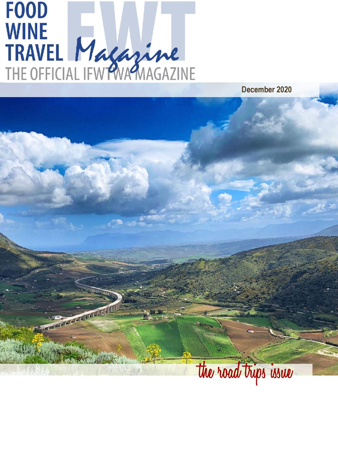 Food Wine Travel Magazine The Road Trips Issue By Foodwinetravelmagazine Issuu