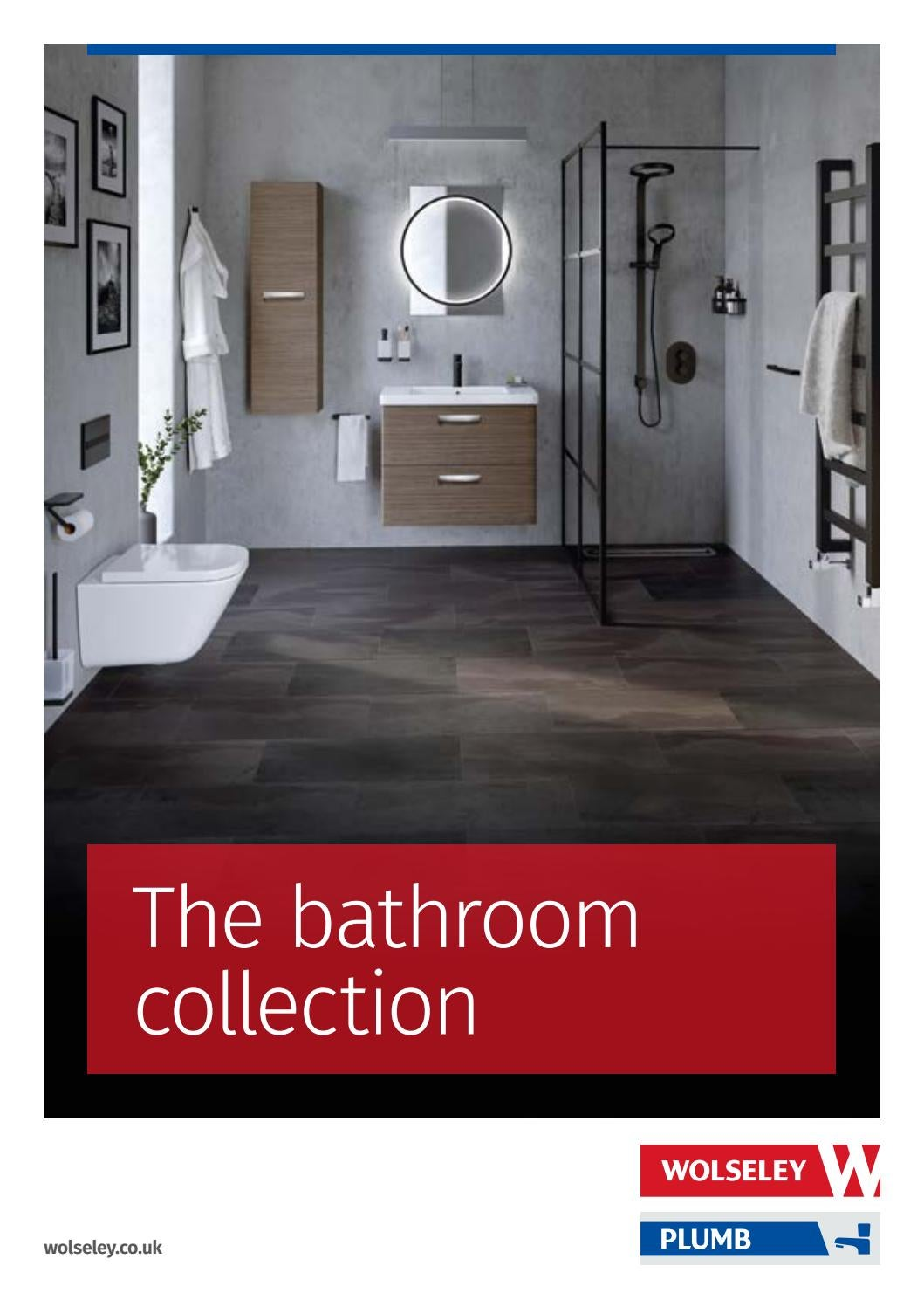 Bathroom Collection 2021 By Wolseley Uk Issuu