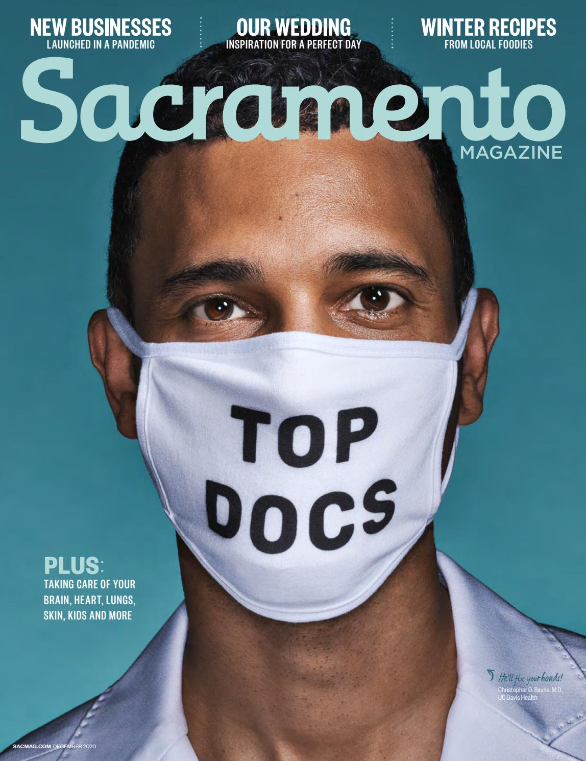 Sacramento Magazine December 2020 By Sacramento Magazine Issuu