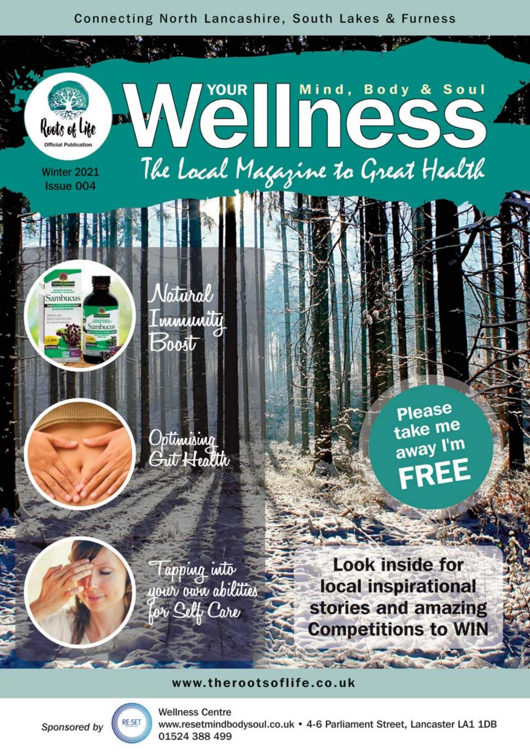 Roots Of Life Wellness Your Local Magazine To Great Health By Rootsoflifeevents Issuu