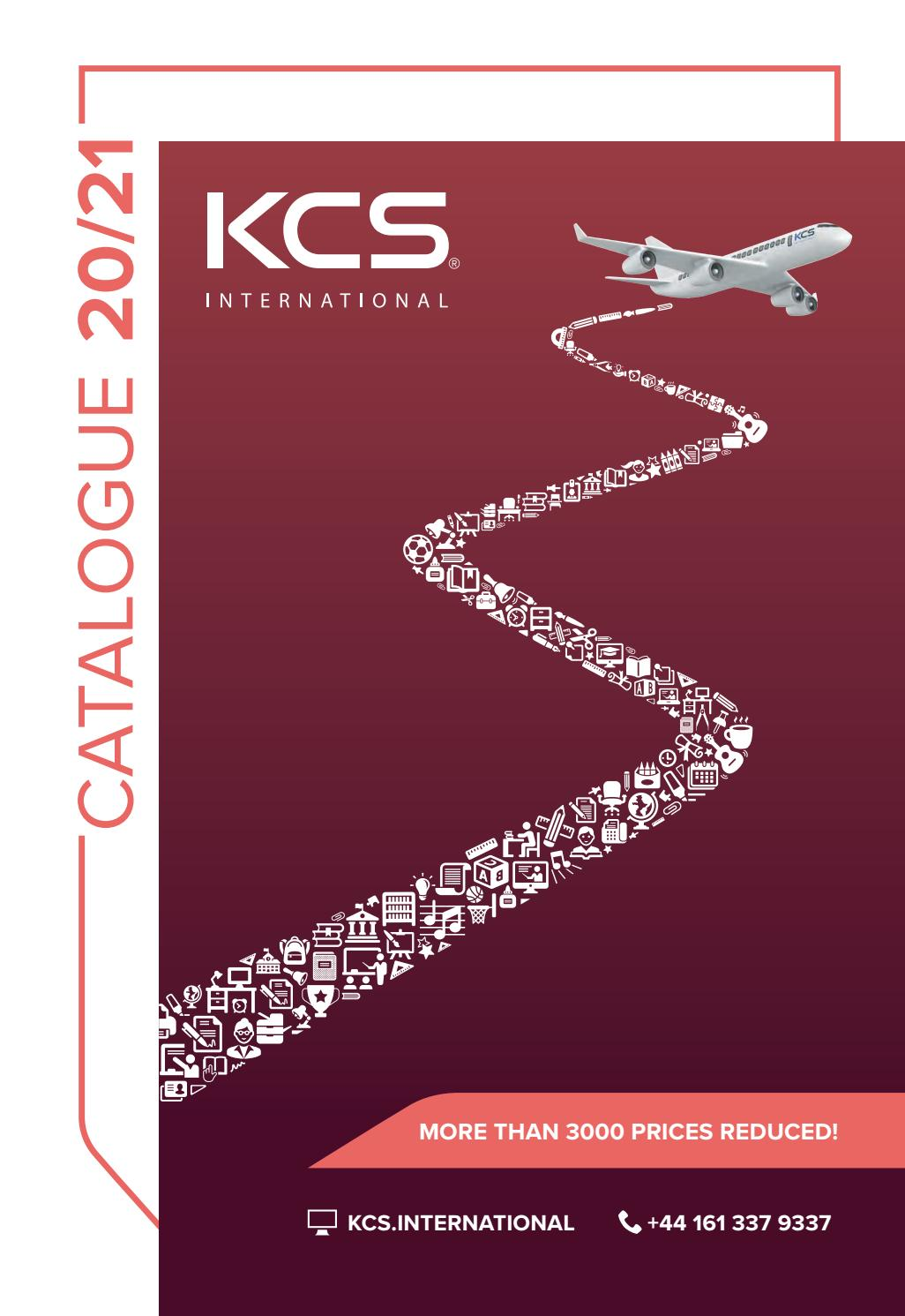Kcs International Catalogue 2020 21 By Kcs Uk Issuu