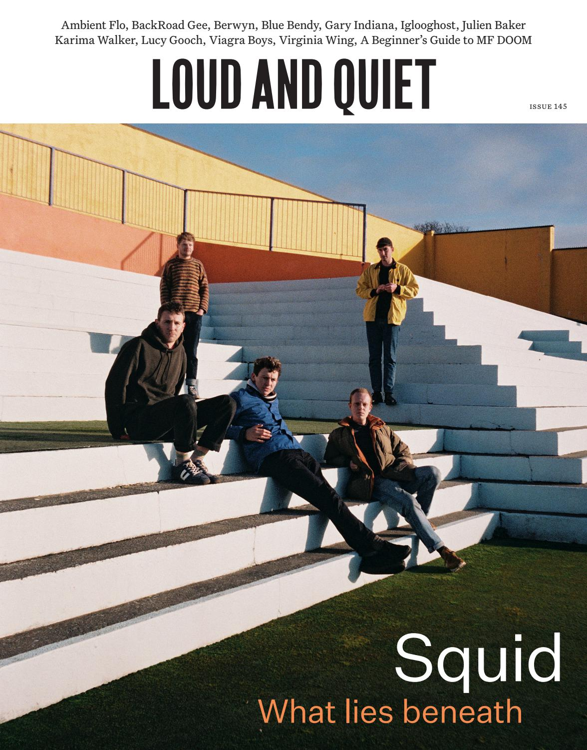 Squid Loud And Quiet 145 By Loudandquiet Issuu