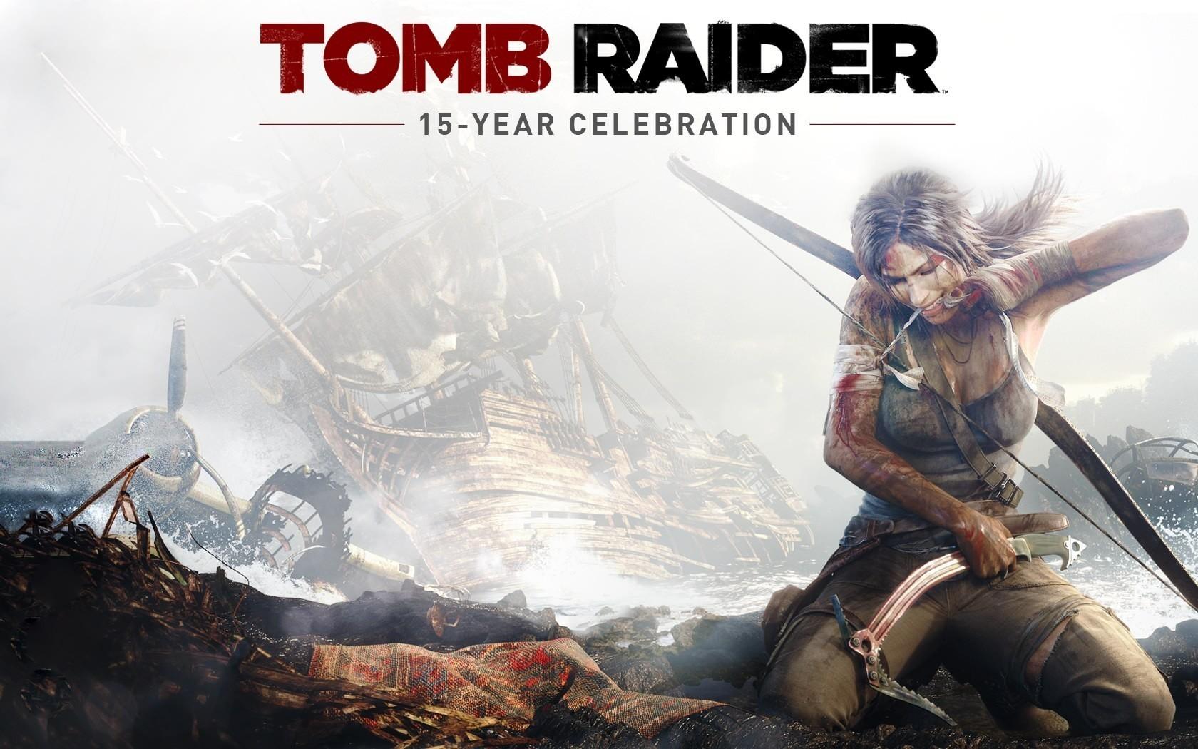 Tomb Raider 2013 Wallpaper Hd Fond D 233 Cran Du Jeu Tomb Raider 1680x1050 398659