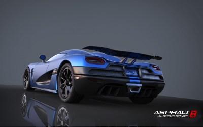 Fond d'écran du jeu Asphalt 8 : Airborne - 2560x1600 - 409132 - jeuxvideo.com