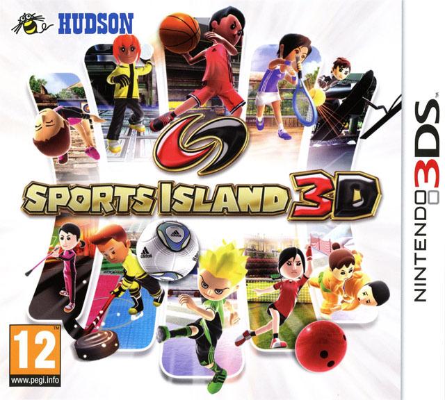 Spider Man 3d Live Wallpaper For Android Sports Island 3d Sur Nintendo 3ds Jeuxvideo Com