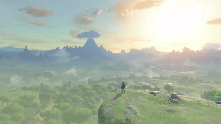 Zelda Botw Wallpaper Iphone X Extrait The Legend Of Zelda Breath Of The Wild Un