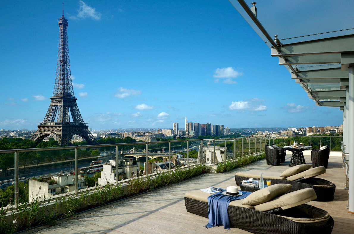 Top Terrasse Paris Best Hotel 39s Suites In Europe Europe 39s Best Destinations