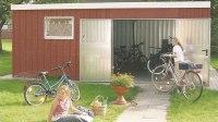 Motorrad Garage