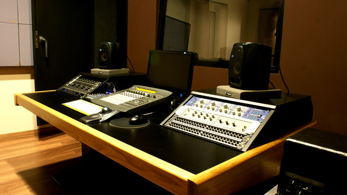 Mueble Estudio Grabacion Furniture Recording Studio- Bram Modular - Bram Modular