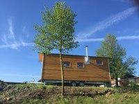 Tiny house gebraucht - Holzbau Pletz