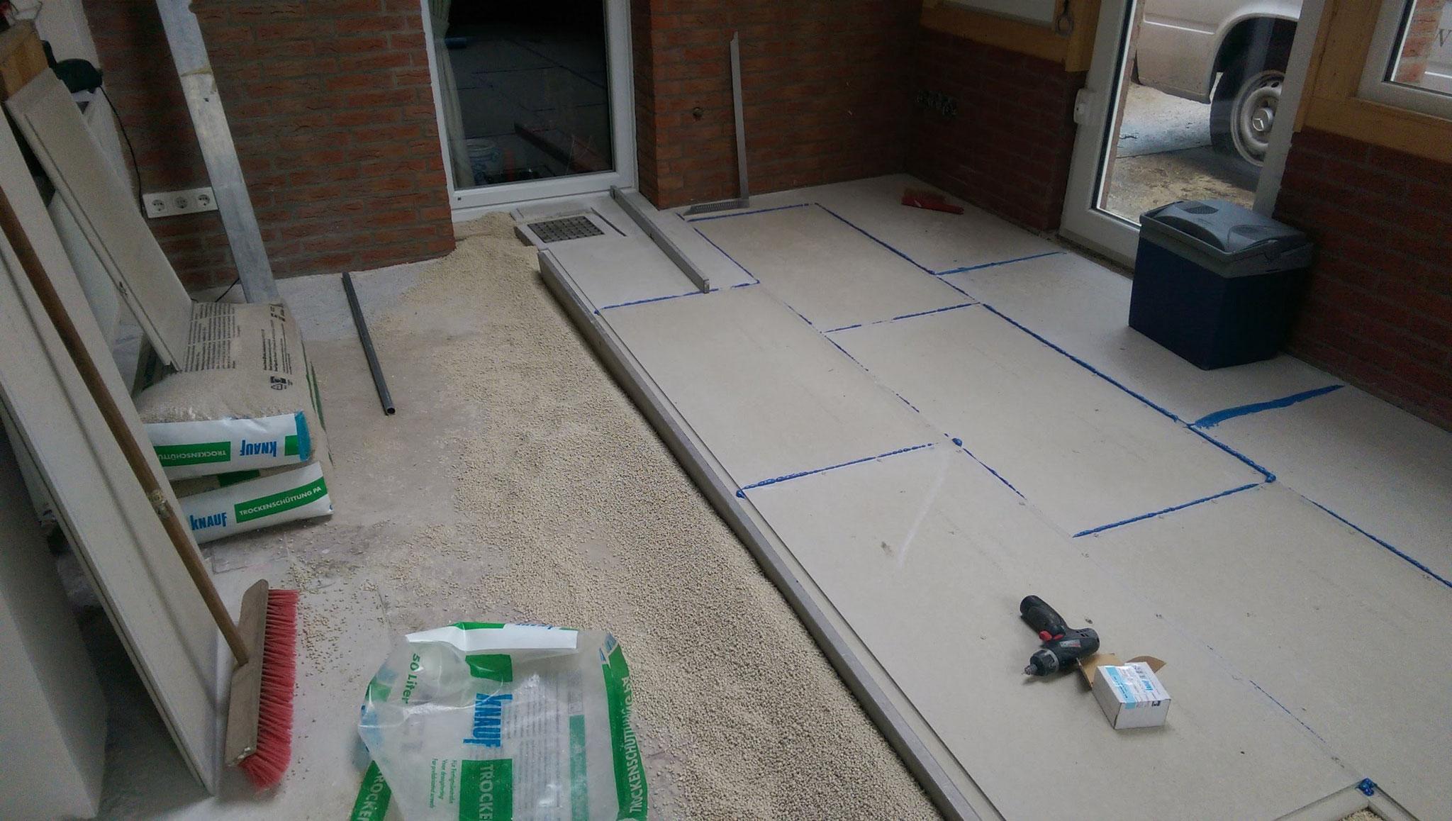 Fußboden Erneuern ~ Fußboden styropor verlegen fußboden erneuern bodenbeläge im