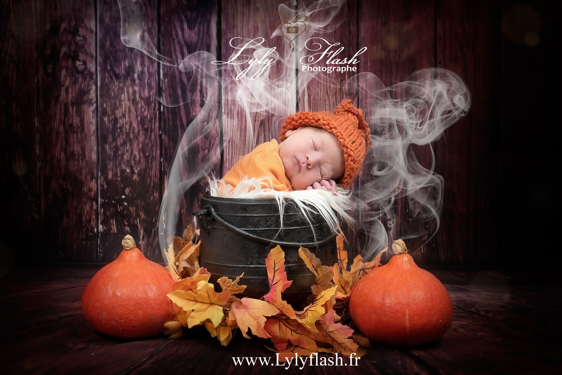 Exterieur Bebe Photo Halloween Bébé - Photographe Bébé