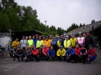 Sauerland Tour 2009 - Radsport in Weseke