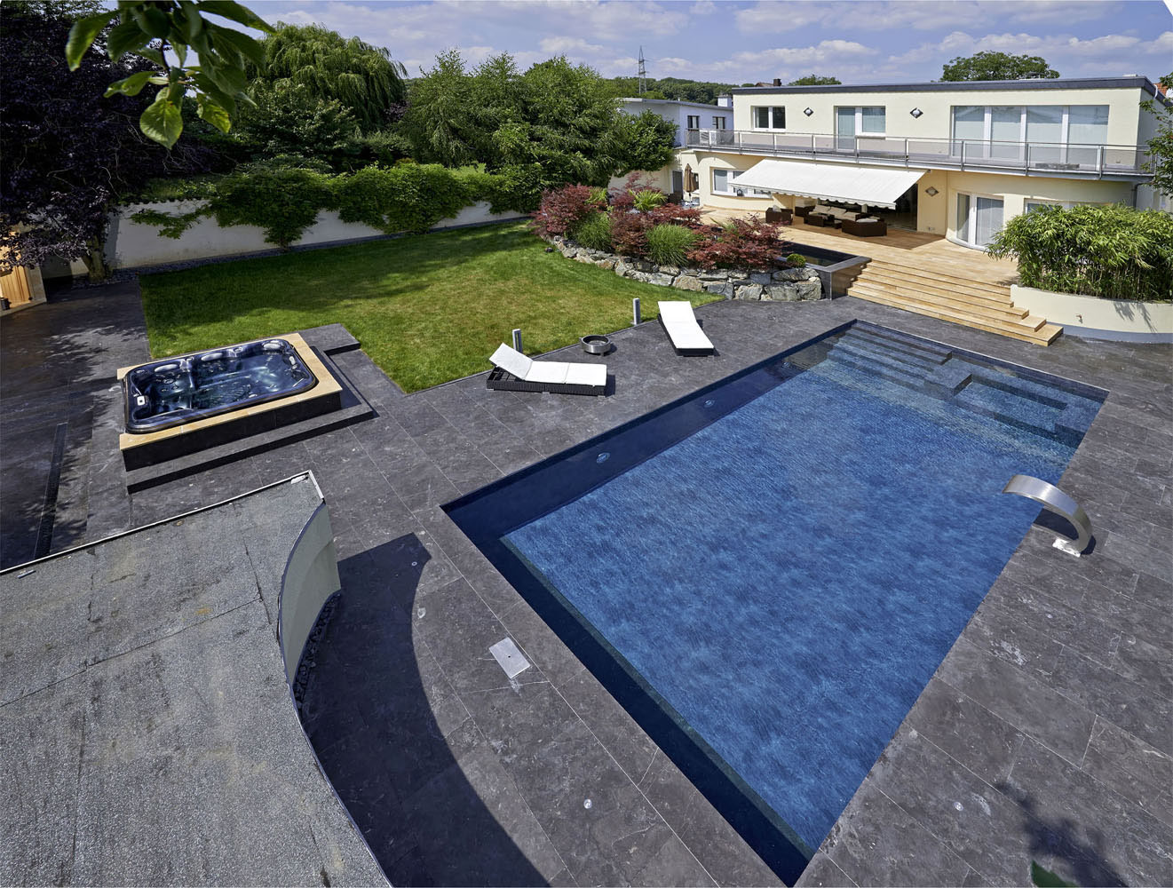 Poolfolie Reinigen Folien Farbe Alkorplan Touch Elegance Pool And More Gmbh