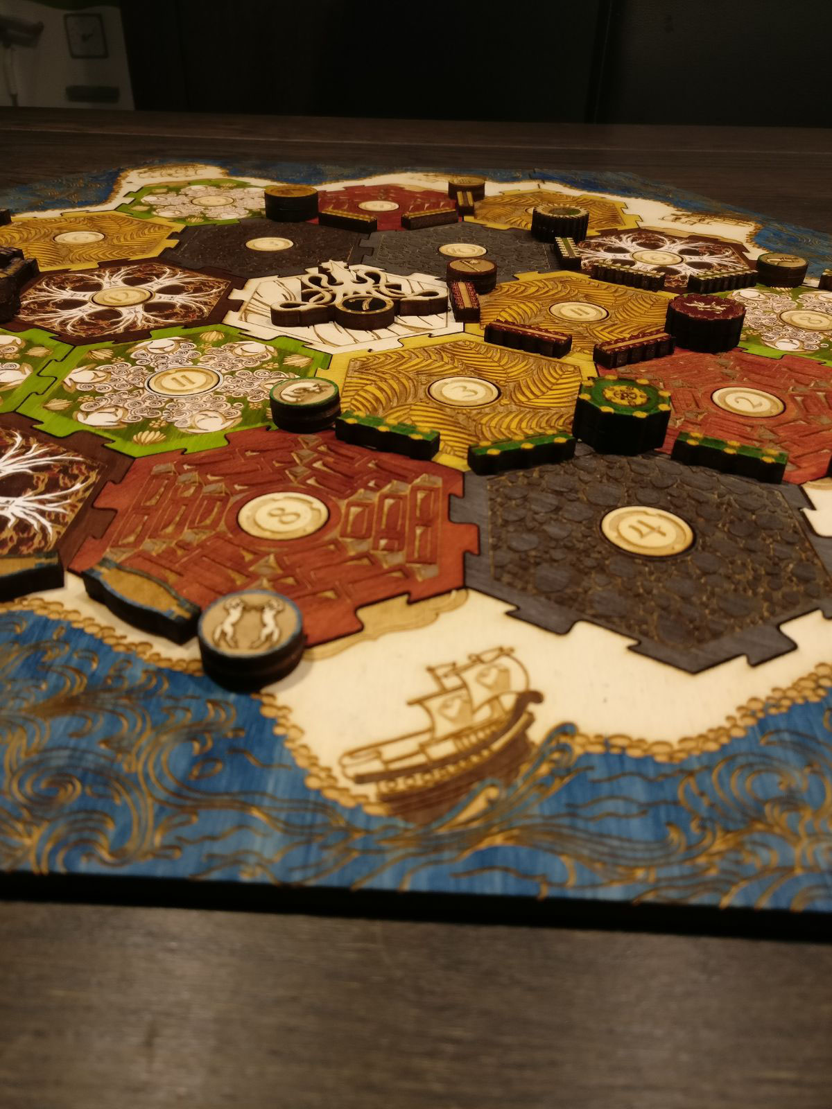 Game Of Thrones Locaties Game Of Thrones Catan - De Website Van Makairsjop!