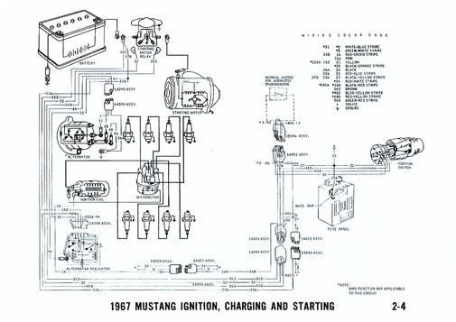 ford schema moteur electrique